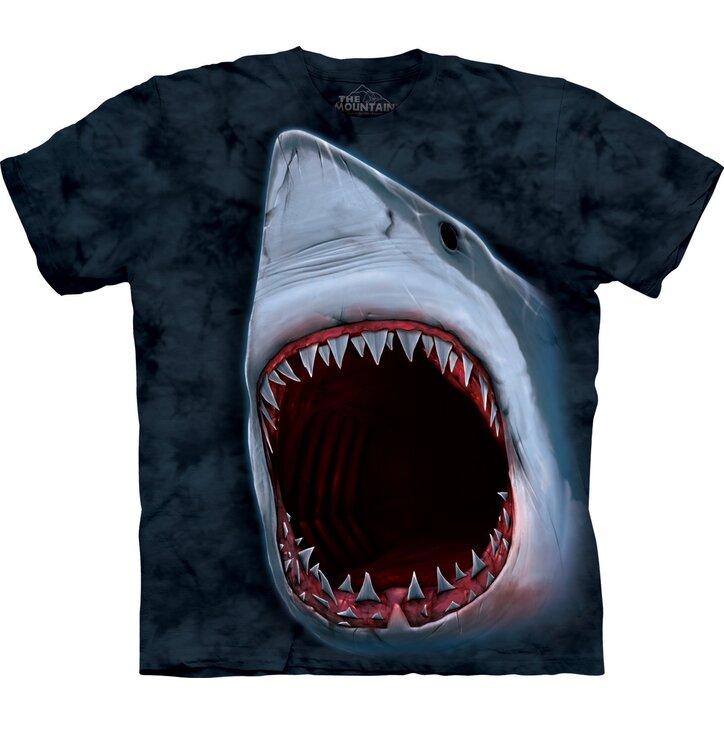 Cápa fogak póló