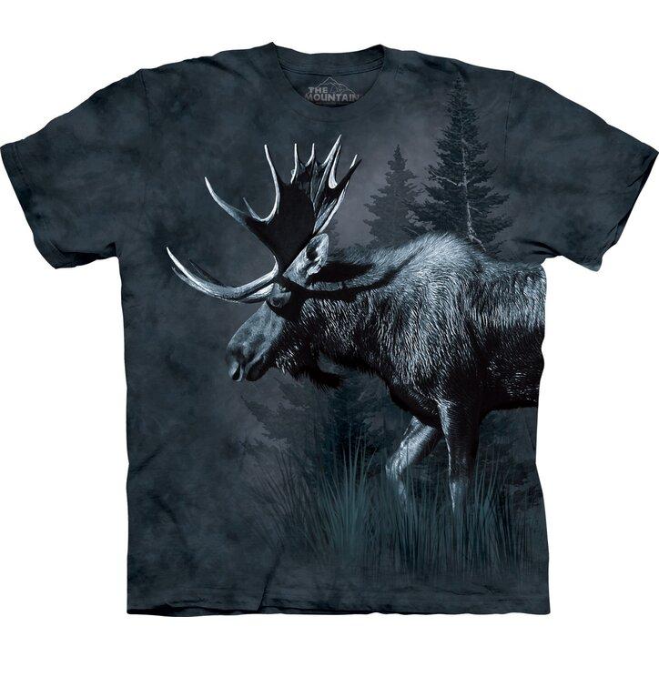 T-Shirt Amerikanisches Elchtier