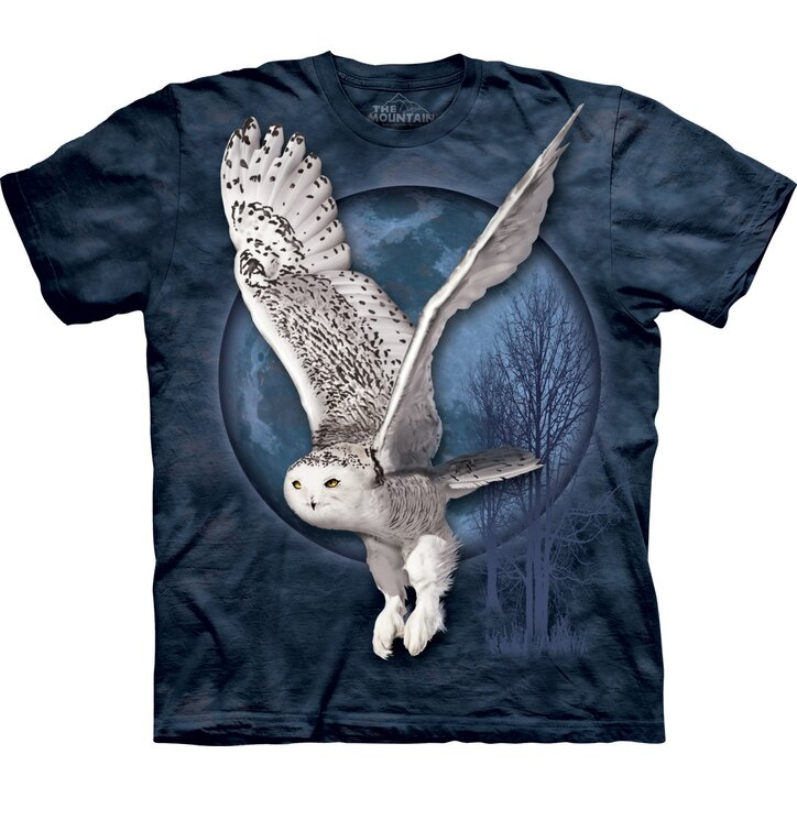 Snow Owl Moon Adult