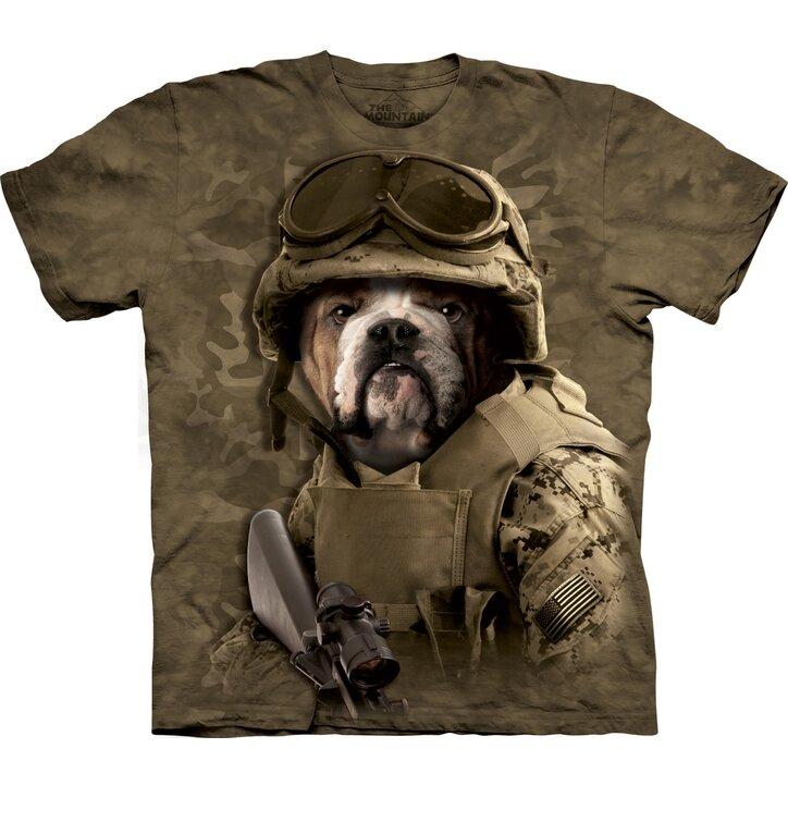 Tričko Vojnový Sam