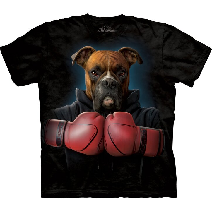 Rocky a bokszoló póló