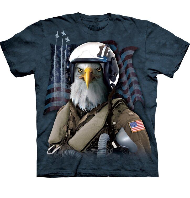 T-Shirt Krieger-Adler