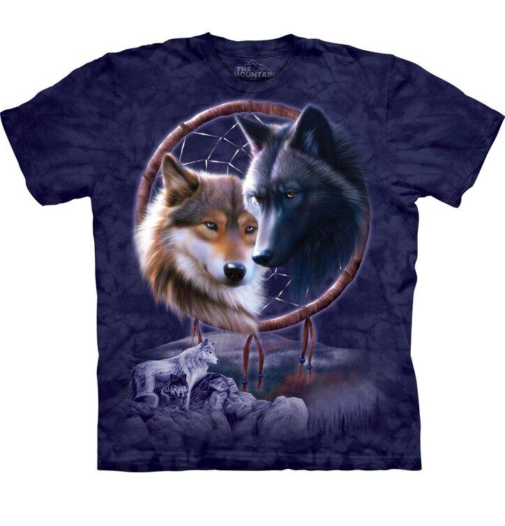 Tričko Vlčí lapač snů