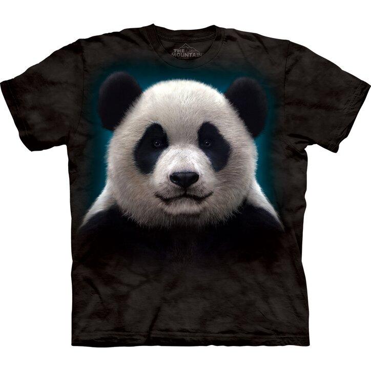 Panda arc póló