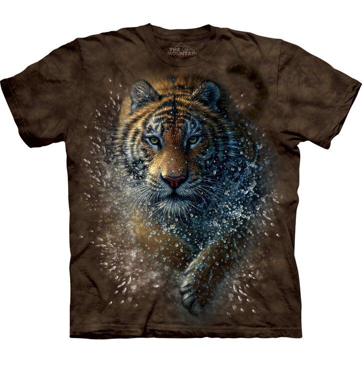 Tričko Tiger vo vode