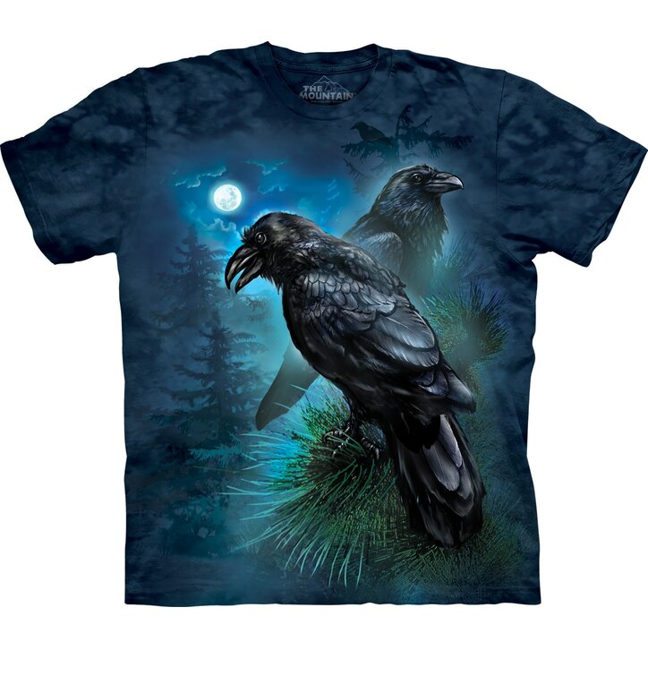 T-Shirt Rabenvögel