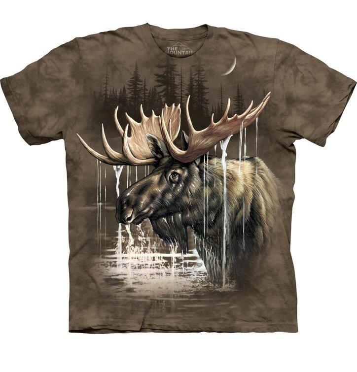 Jávorszarvasok erdője póló