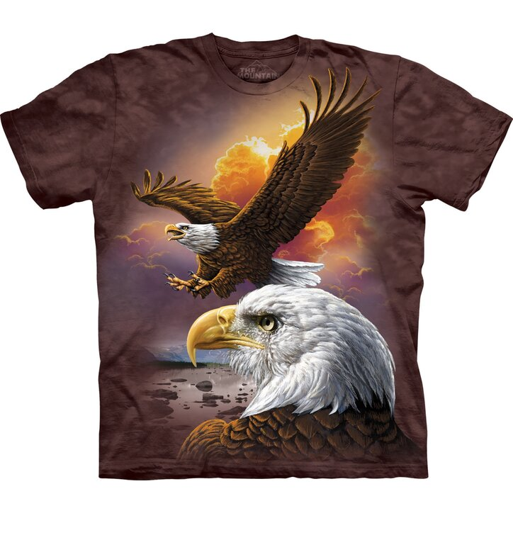 Eagle & Clouds Adult