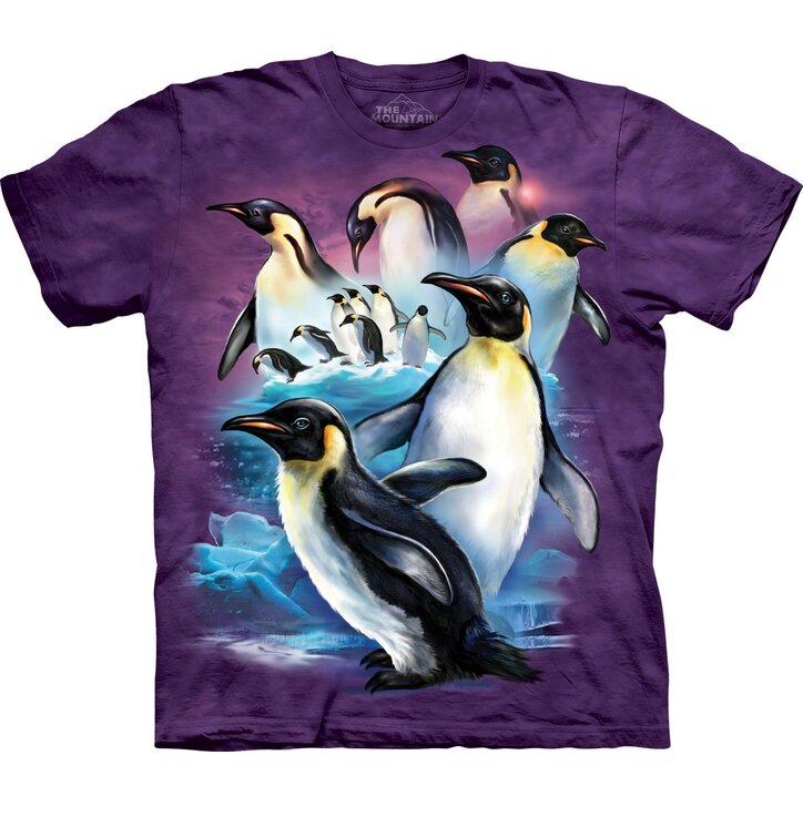 T-Shirt Pinguine