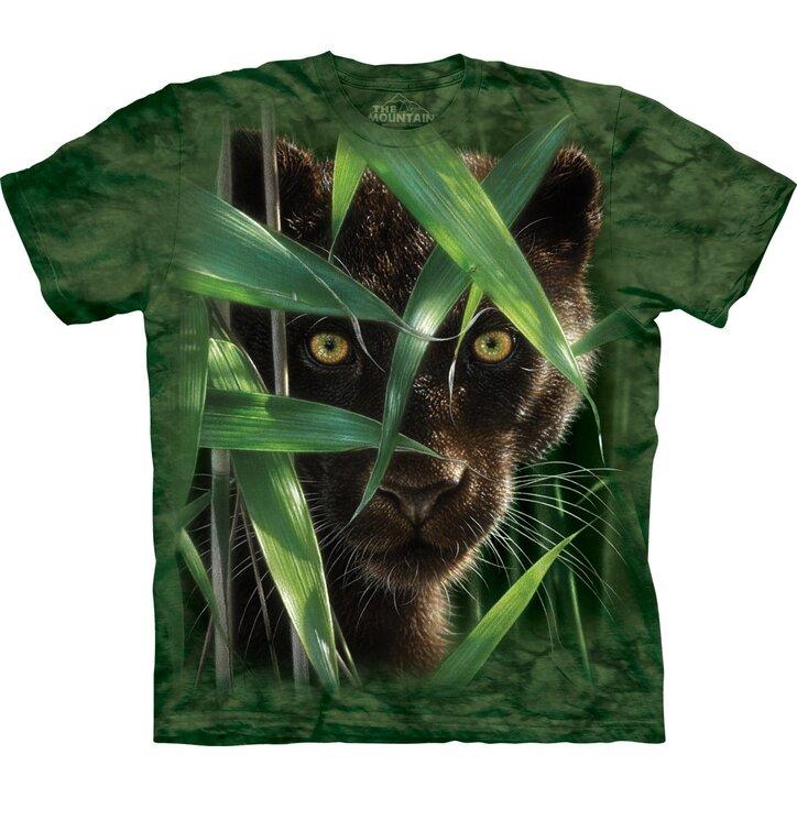 T-Shirt Pantheraugen