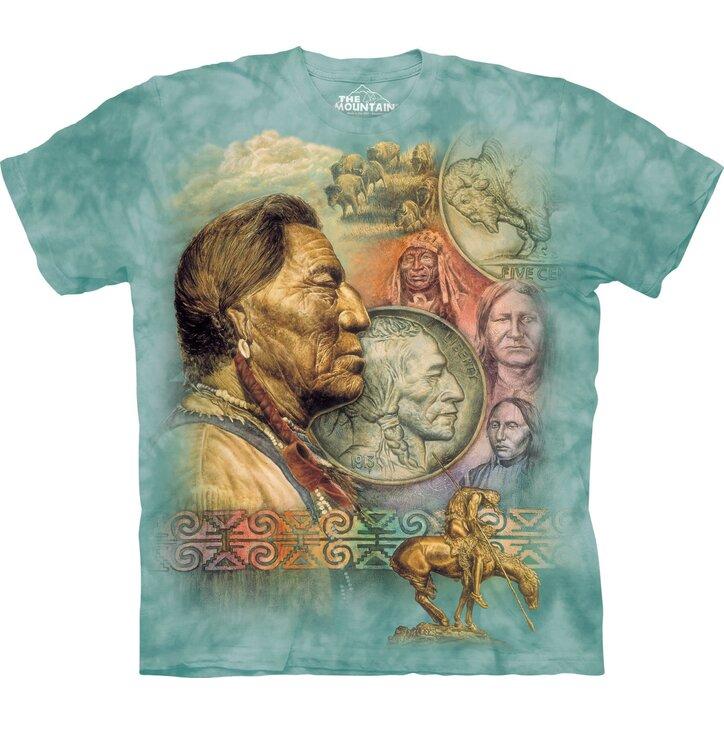 Tričko Mír na pěti centech