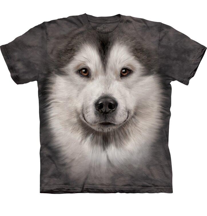 Tričko Aljašský malamut