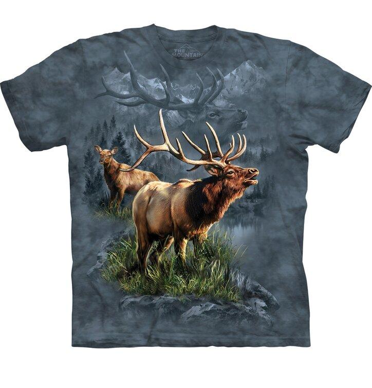 Tričko Jeleň ochranca