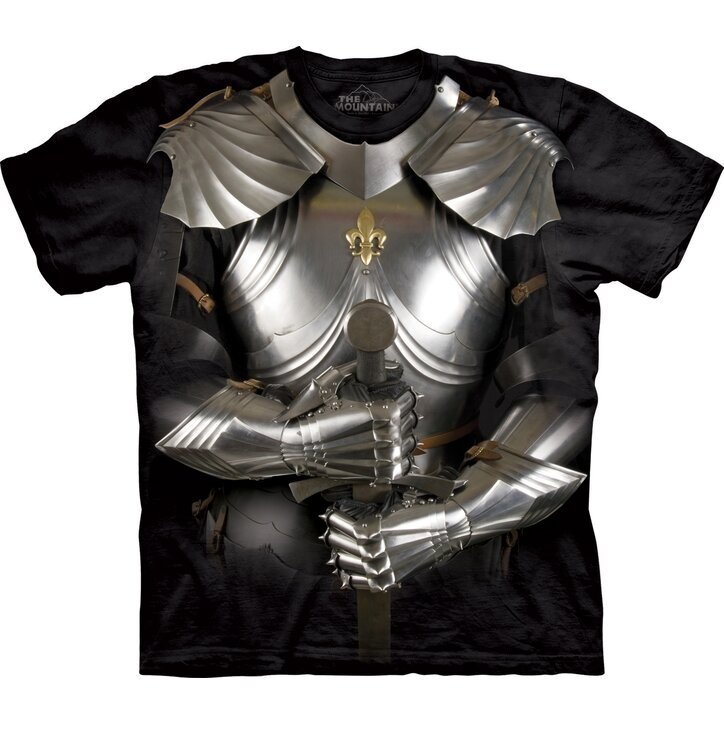T-shirt Knight Armour