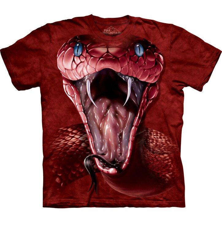 T-Shirt Rote Mamba
