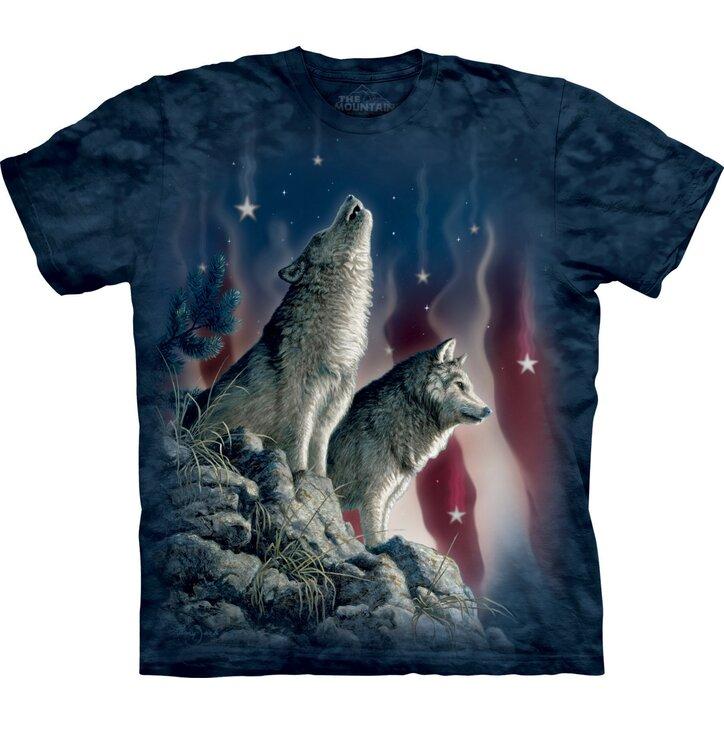 T-Shirt Fallende Sterne