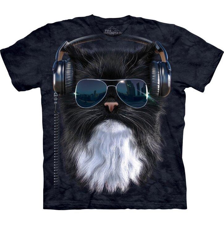 T-Shirt Coole Katze