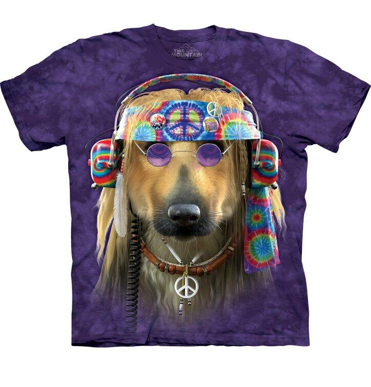 Hippi kutya póló
