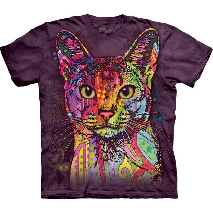 Tričko Habešská kočka