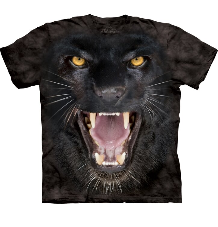 T-Shirt Aggressiver Panther