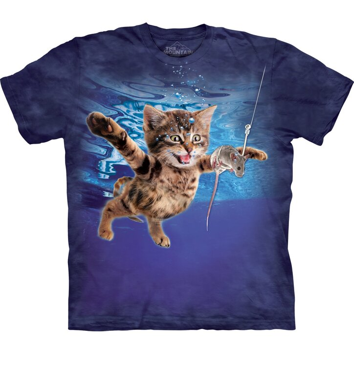 Macska-egér póló