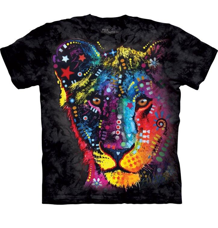Tričko Russo lev