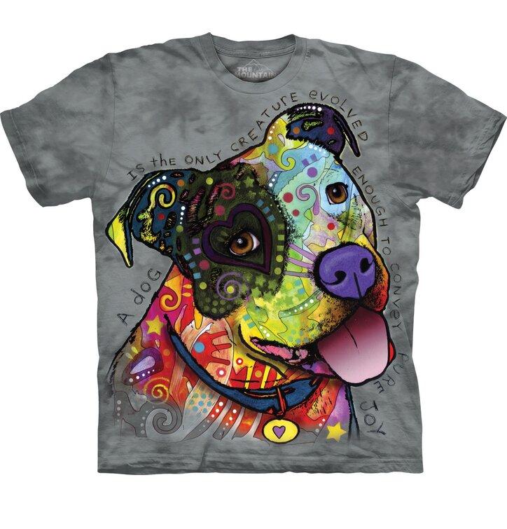 T-Shirt Russo Pitbull Freude