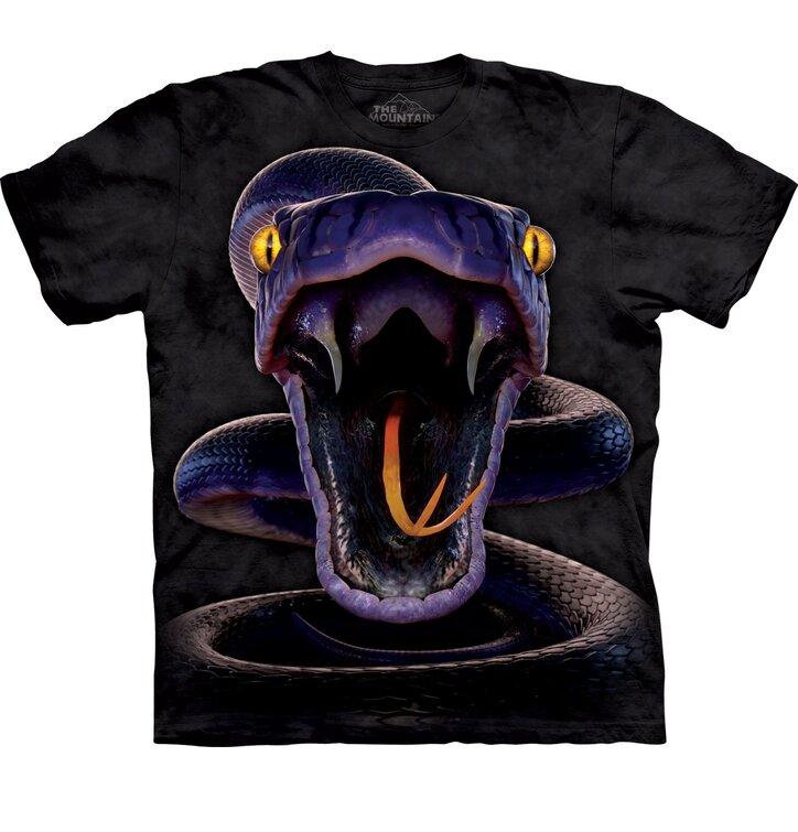 T-Shirt Schlangenangriff