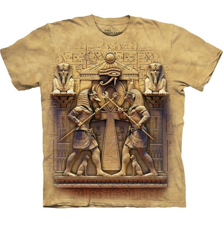 Tričko Egyptskí bojovníci