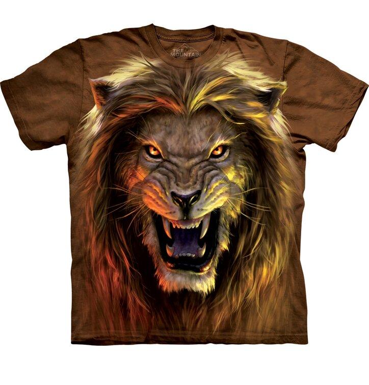 Tričko Lví obluda