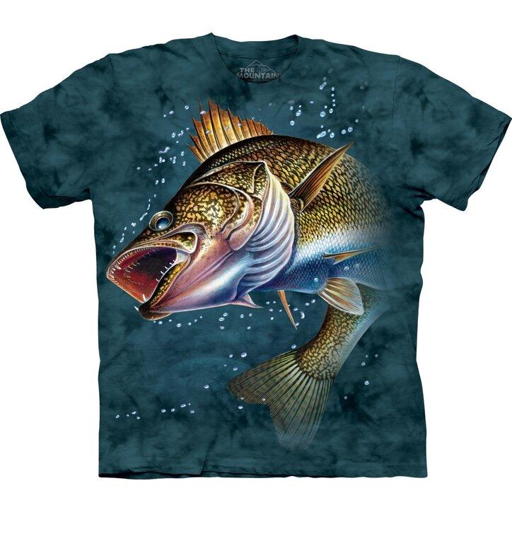 Tričko Skákající ryba