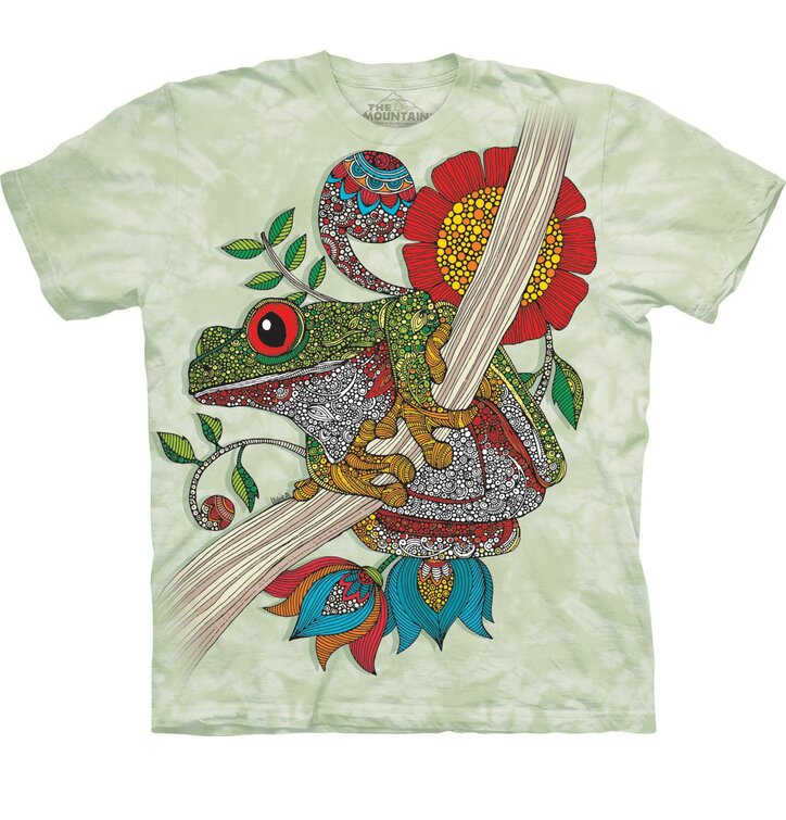 T-Shirt Phileus Frosch
