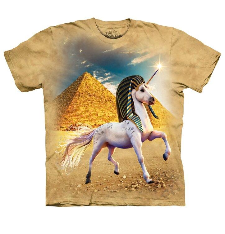 Tričko Egyptský jednorožec