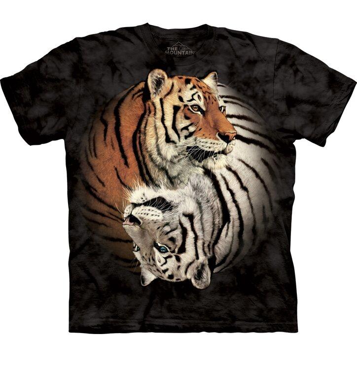 T-Shirt Yin Yang Tigers