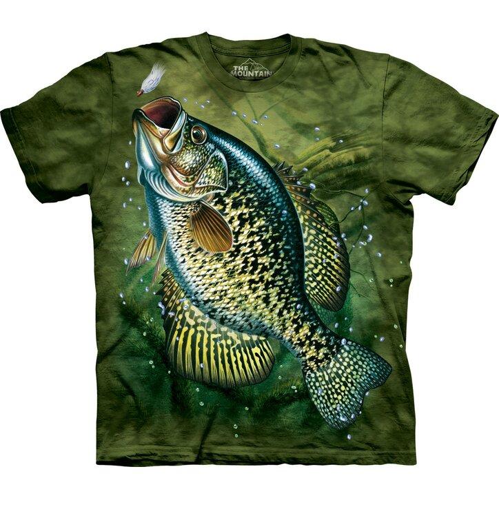 T-Shirt Fisch