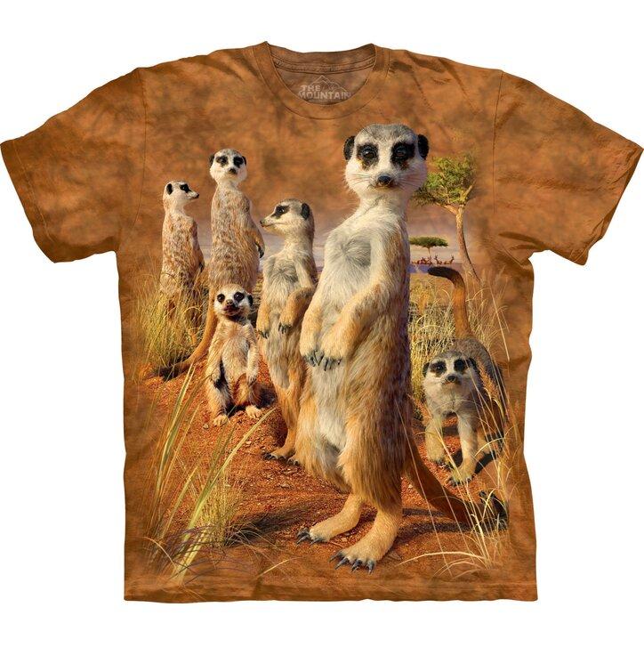 T-Shirt Erdmännchen