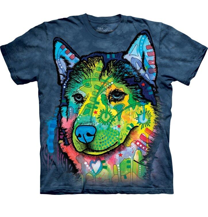 Siberian Husky-t-shirt