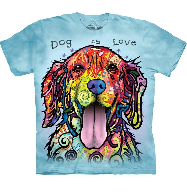 Ein Hund Liebe shirt