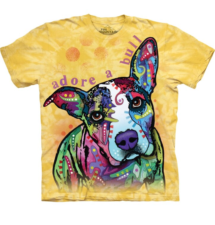 Tričko Zbožňujte bulldogy