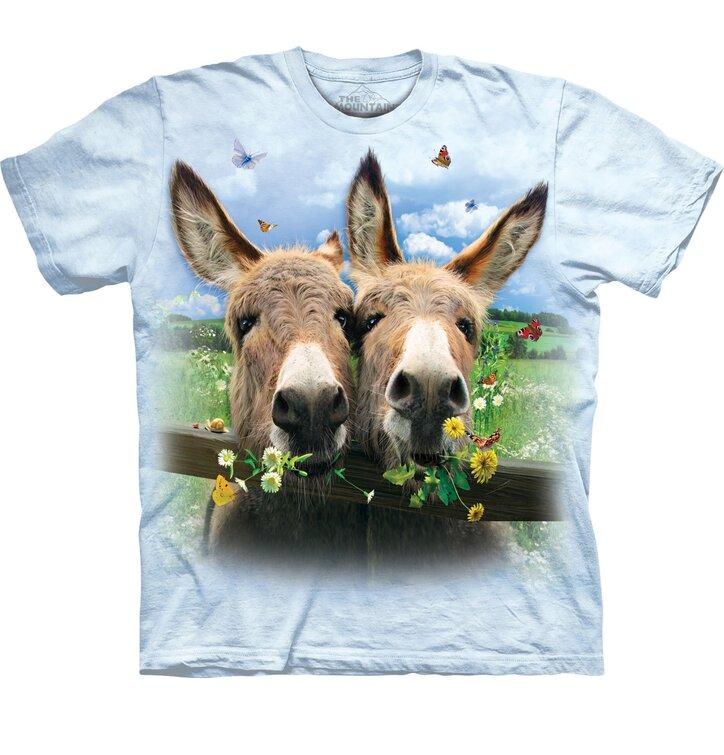T-Shirt Kleine Esel