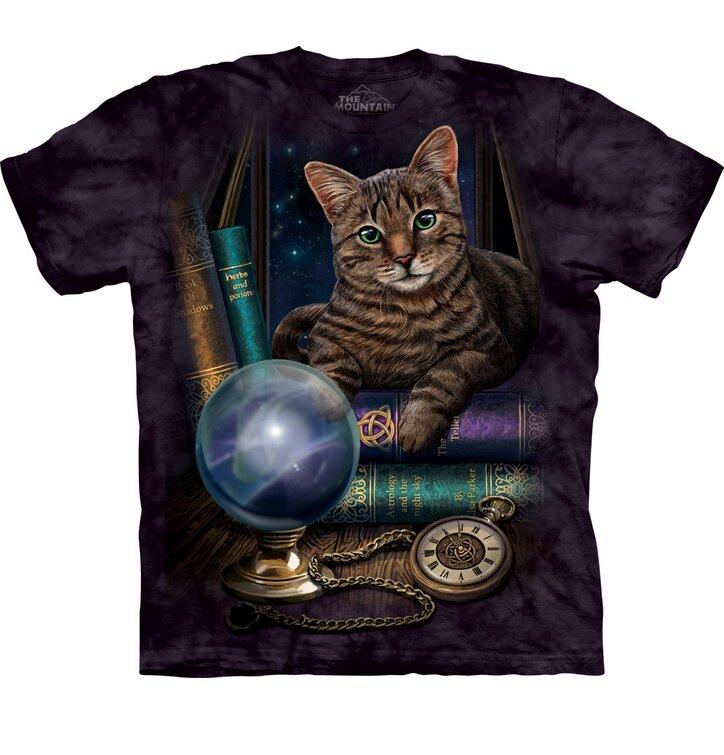 Tričko Kočka věštkyně