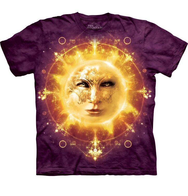 Tričko Sluneční tvář
