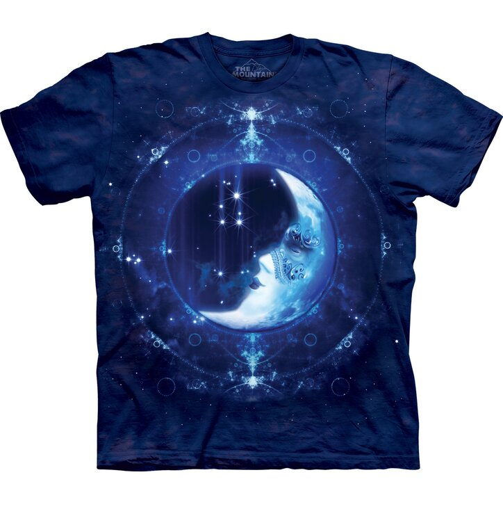Tričko Měsíční tvář
