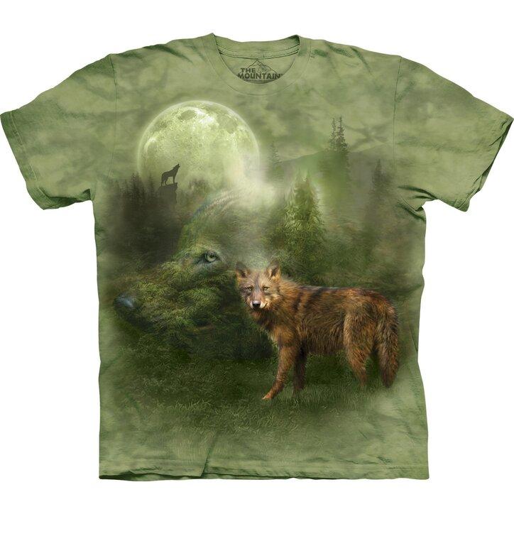 Tričko Duch lesa