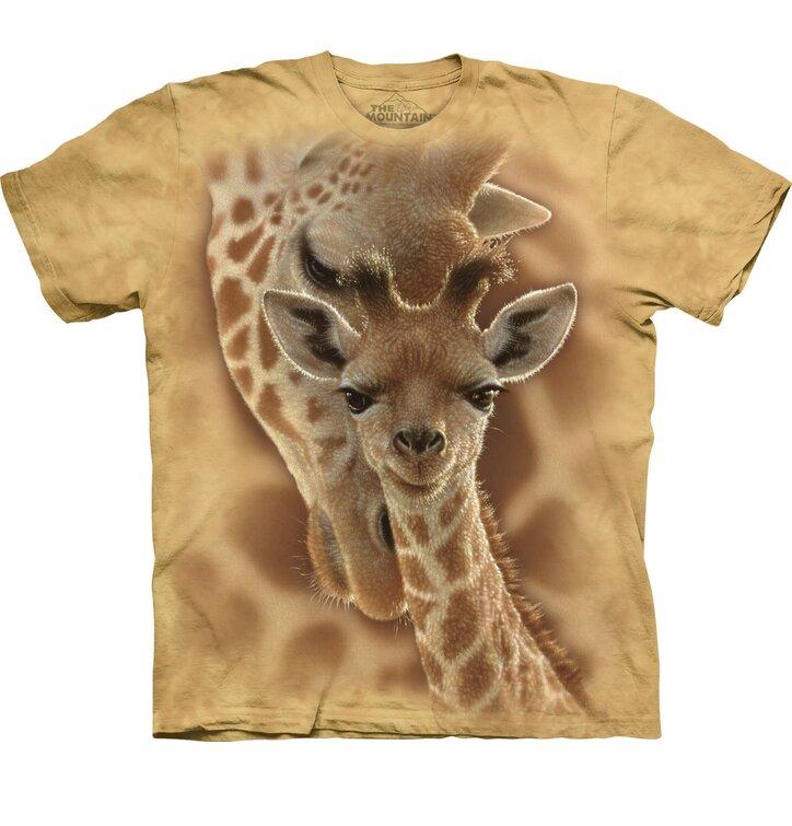 Tričko Mládě žirafy