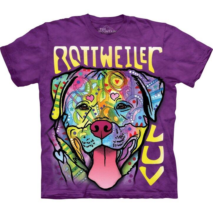 T-Shirt Russo Rottweiler