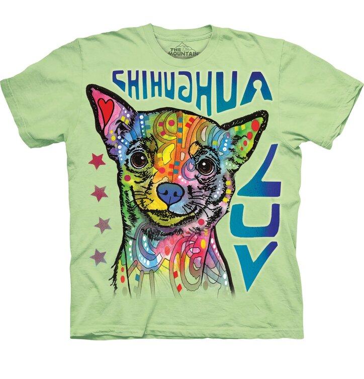 T-Shirt Russo Chihuahua