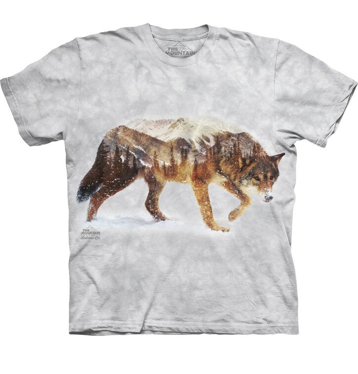 T-Shirt Waldwolf