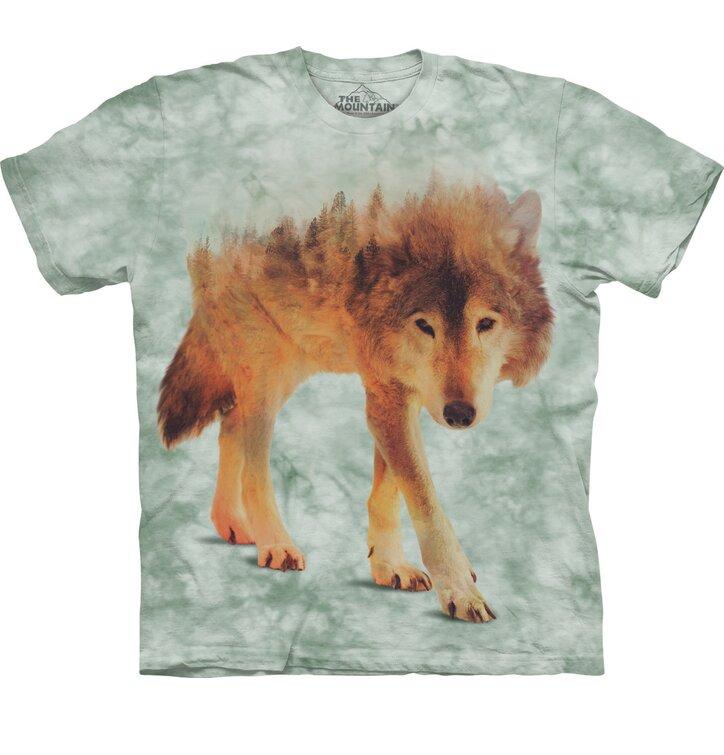Erdei farkas 2 póló