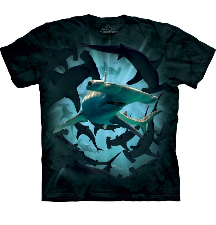 Tričko Žraločí vír
